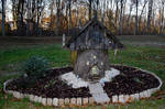 Gnome  Fairy House