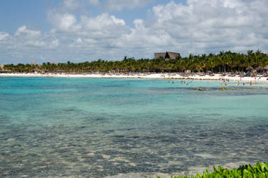 Resort Beach 05 by FairieGoodMother
