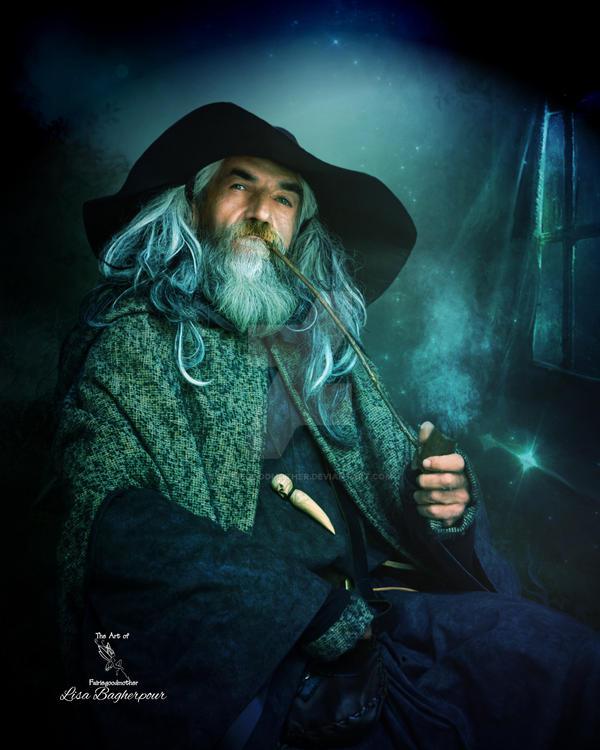 Gandalf by FairieGoodMother