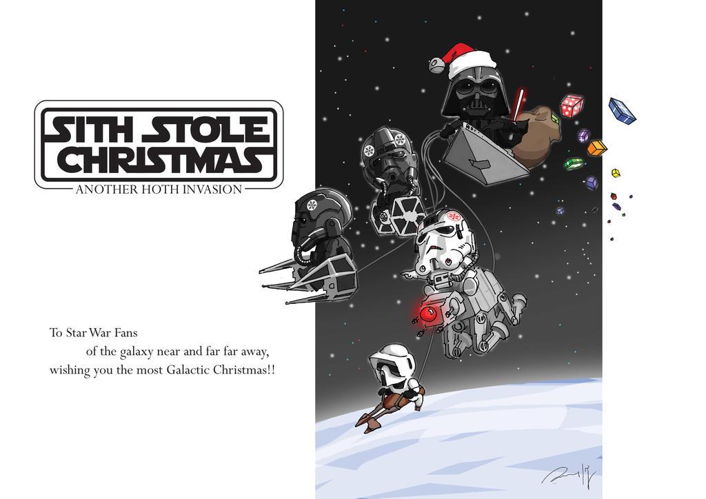 Sith Stole Christmas by tachi-tachi on DeviantArt