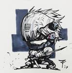 Doodles 010 (Raiden)