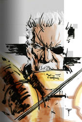 Metal Gear Solid 2: Sons of Liberty on MGS-Fans - DeviantArt