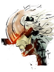 Art of the day #177 'Raiden' by artofTZU