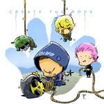 'Create The Rope' by artofTZU