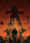 Art of the day #216 'Death Stranding : Cliff + BTs