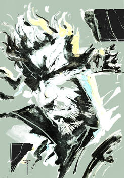 Art of the day #222 MGS3 : Snake Eater