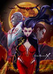 FireBlood X Love and War