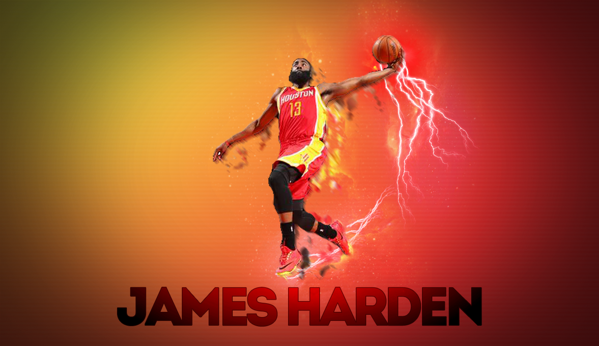 James Harden SFX Wallpaper By Jhovani On DeviantArt