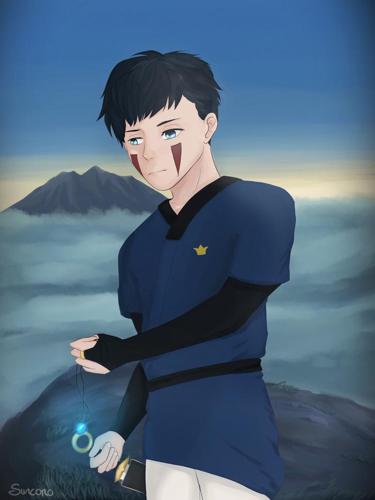 Prince Mononoke by Surcoro