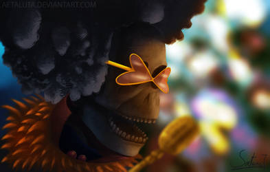 Brook superstar by Aetaluta