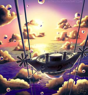 Beautiful World - One Piece