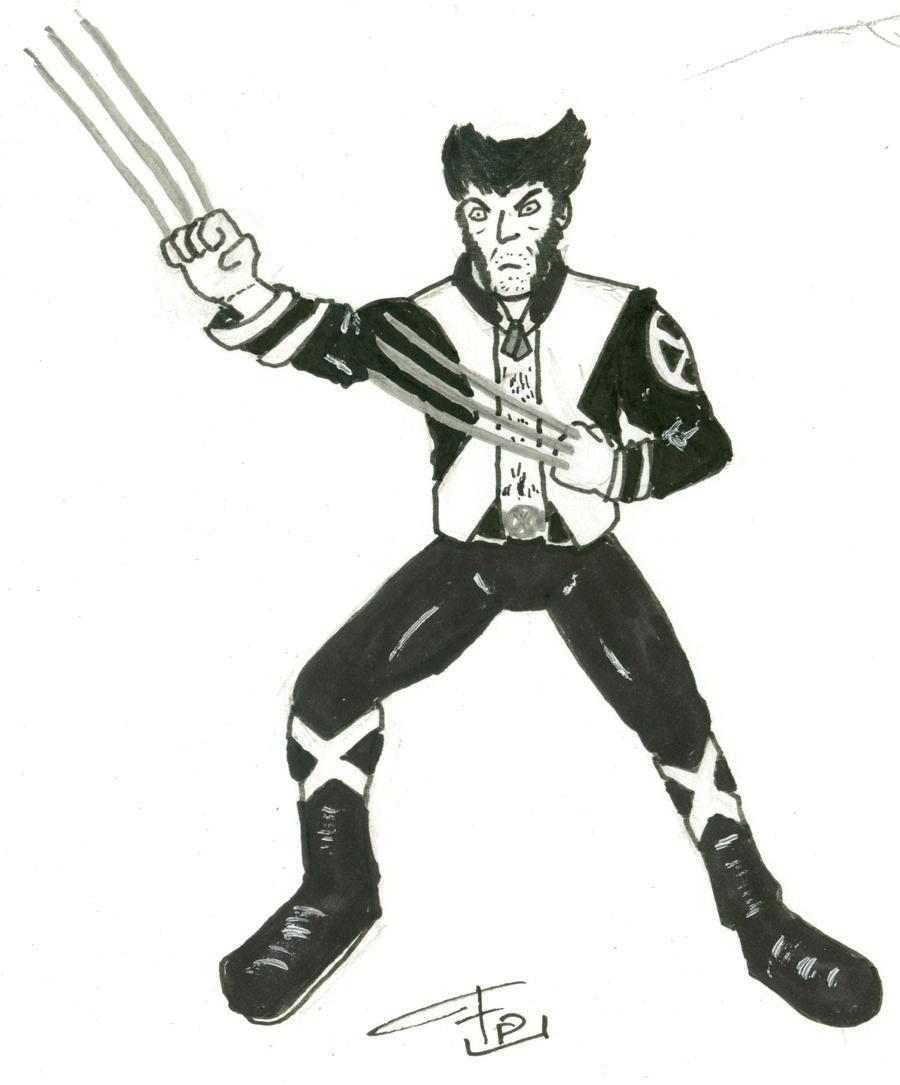 New X-Men Wolverine