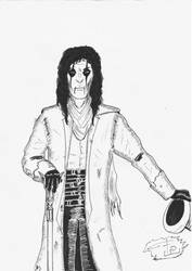 Alice Cooper - The Showman by FG-Arcadia