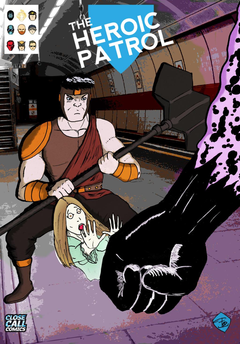Heroic Patrol - The Gauntlet
