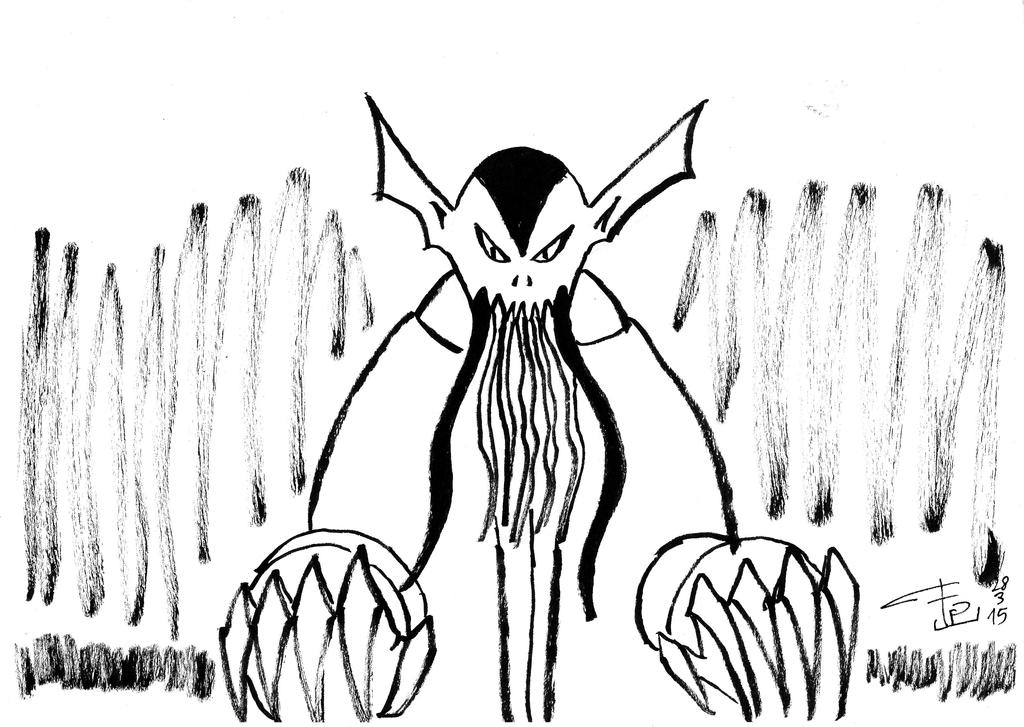 Tzuha Con sketch by FG-Arcadia