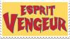 Esprit Vengeur Stamp