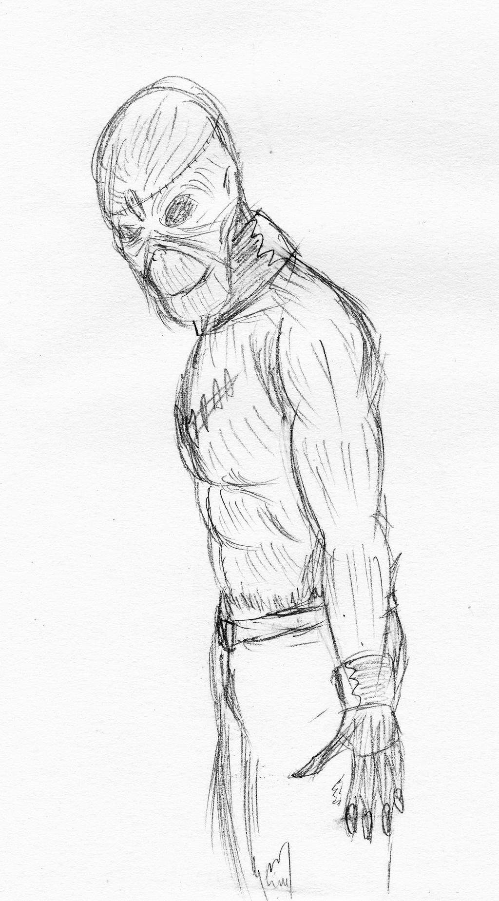 Eddie sketch