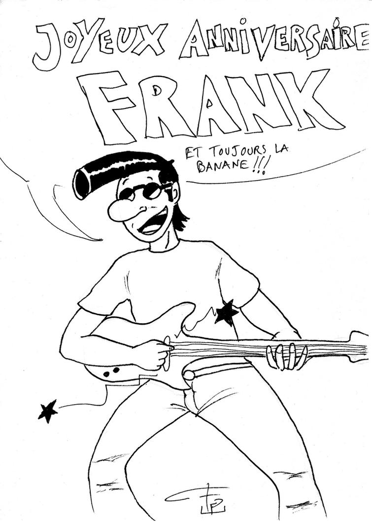 Birthday Card for Frank Margerin by FG-Arcadia