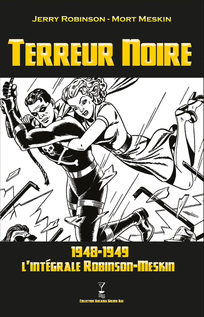 Terreur Noire - couverture by FG-Arcadia