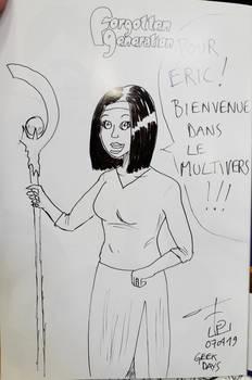Zira Ondalli for Eric