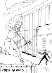 Venomous Girl Saga #3 by FG-Arcadia