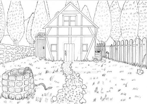 House background