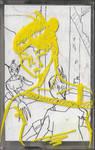 Cassette Art - Claire Djarvick by FG-Arcadia