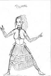 Sketch - Palmyre