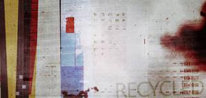 2015 RECYCLED - Digital Handmade Texture 3