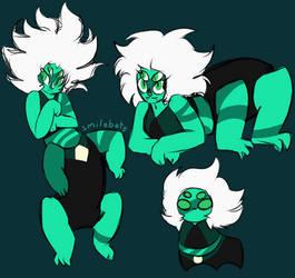 Everyone's Fav Sea Monster by smilobots