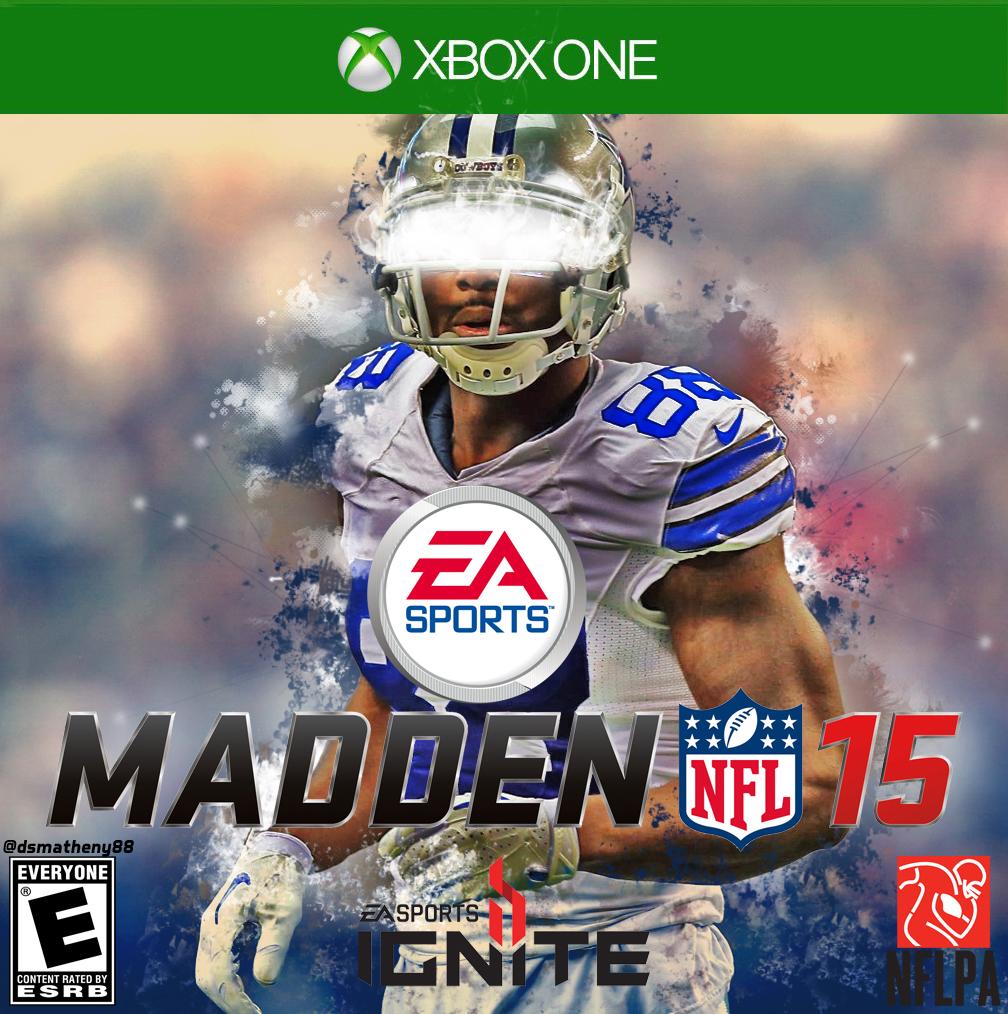 Madden 15 Xbox Cover By Dsmatheny88 On Deviantart