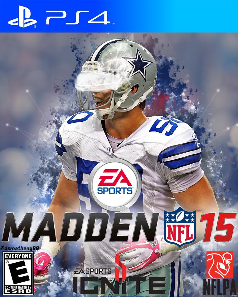 Madden 15 PS4 Cover By Dsmatheny88 On DeviantArt