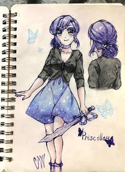 Priscilla Saunders