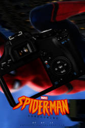 SPIDERMAN HOMECOMING - Fan Poster