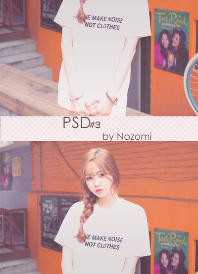PSD#3 By Nozomi by Nozomi139