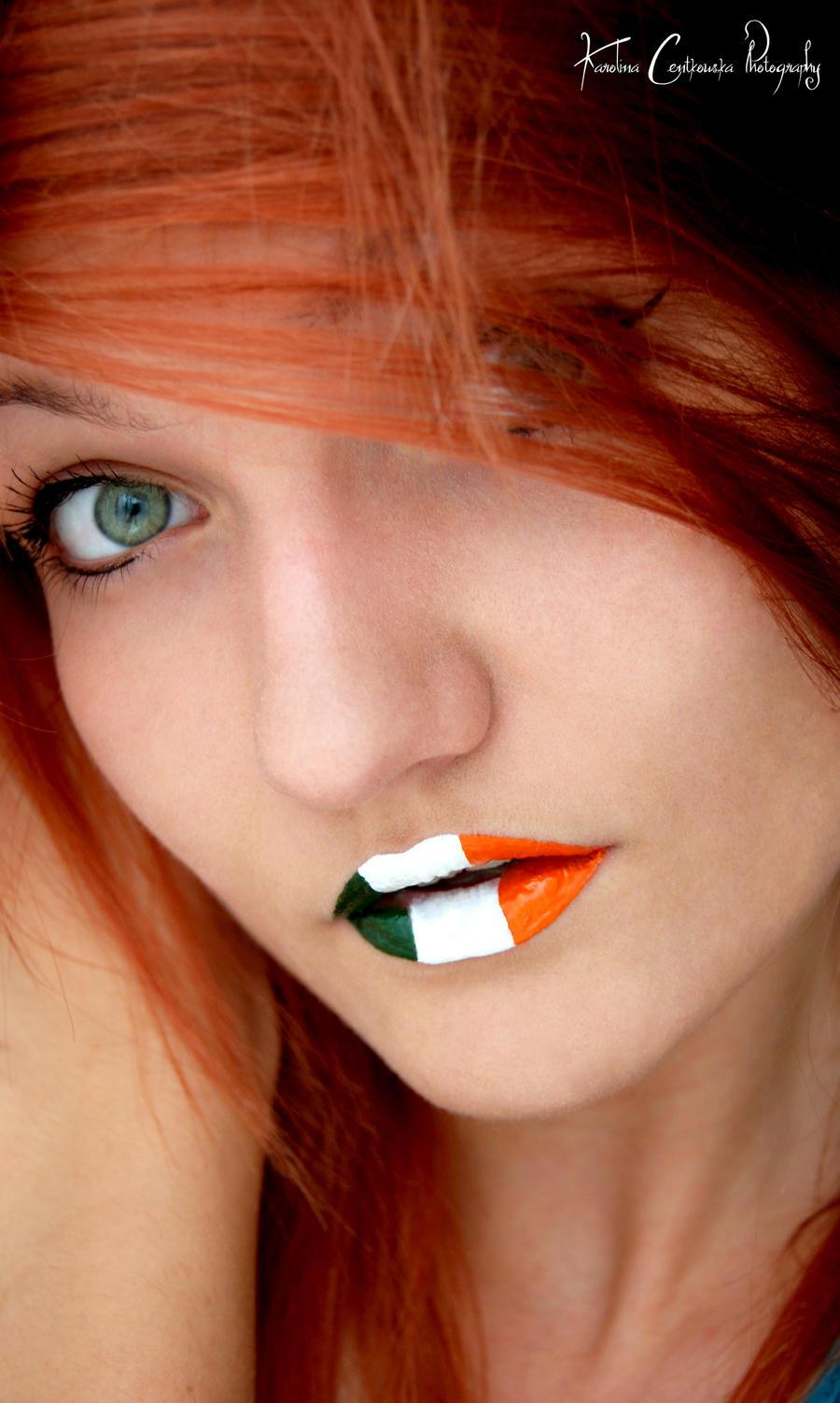 irish by n-a-i-f