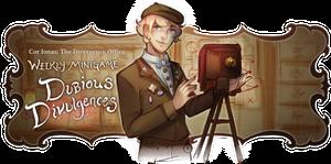 Minigame 5: Dubious Divulgences