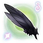 Crow Feathers by The-Book-of-Aether
