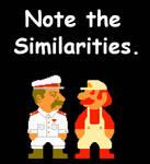 Mario and Stalin Comparison 2