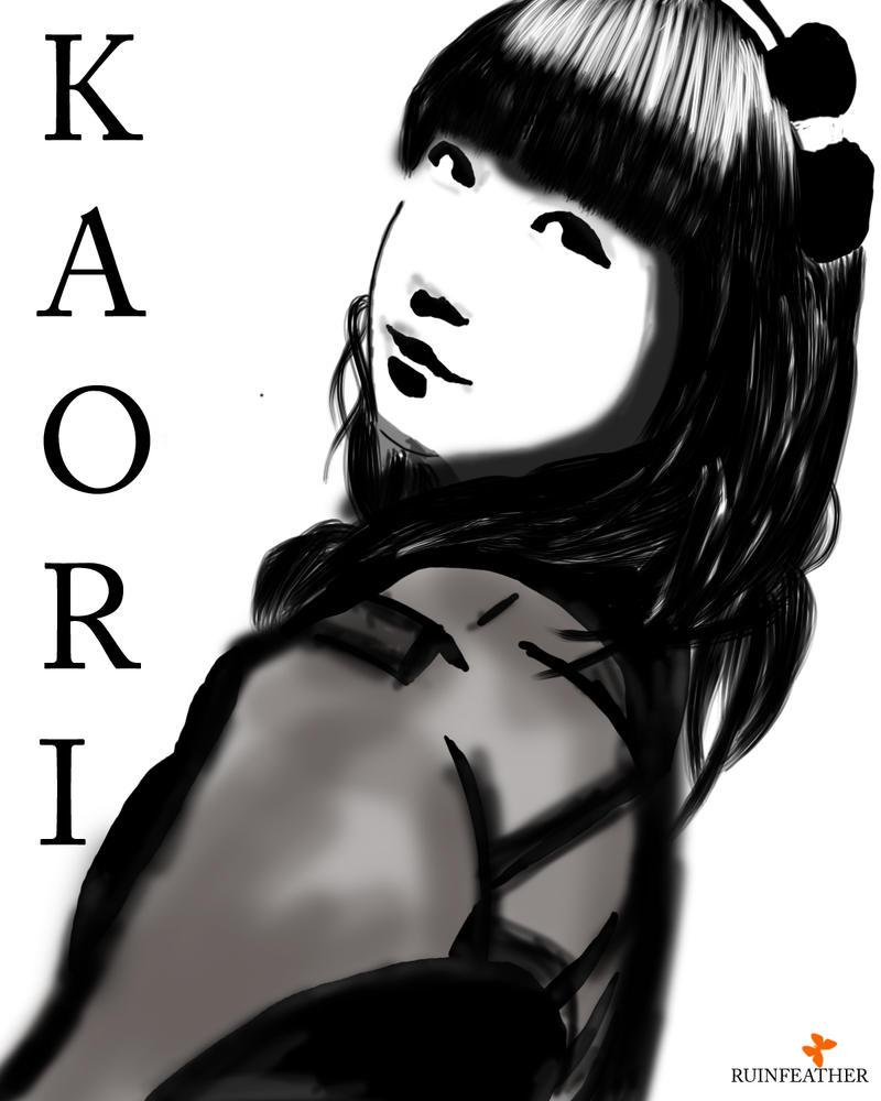 Kaori by ruinpyroclasm