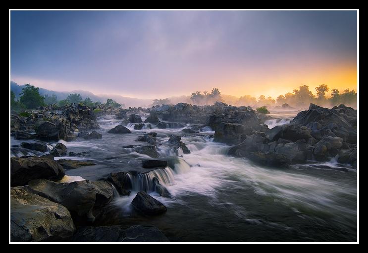 Potomac Light by joerossbach