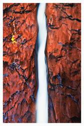 Silver Cascade by joerossbach