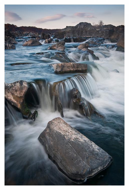 Cascades on the Potomac by joerossbach