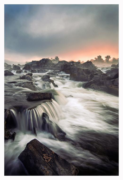 Potomac Cascades by joerossbach