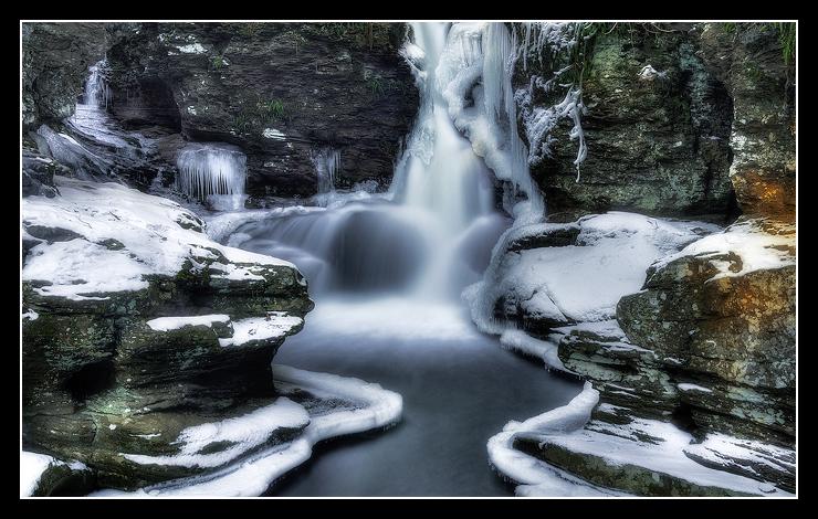 Ice Chamber by joerossbach