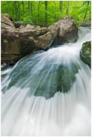 Emerald Cascades by joerossbach