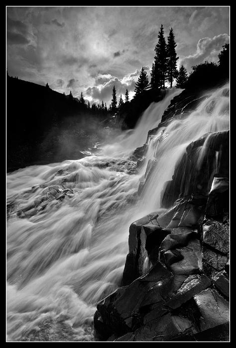 Yankee Boy Falls by joerossbach