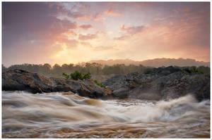Raging River by joerossbach