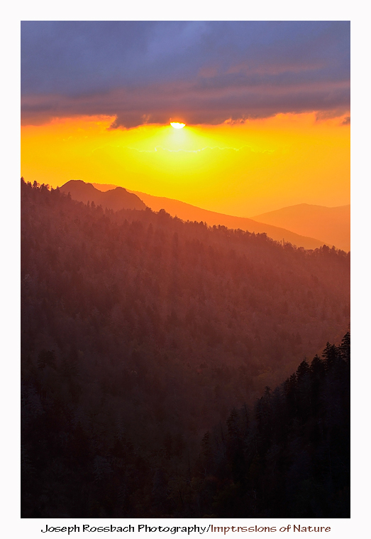Appalachia Sunset by joerossbach
