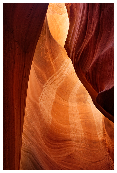 Slot Canyon Tapestry by joerossbach